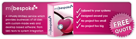 mi|bespoke Bespoke Software Applications